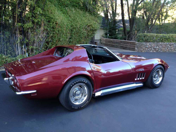used corvettes for sale 1969 chevrolet corvette l71 427. Black Bedroom Furniture Sets. Home Design Ideas
