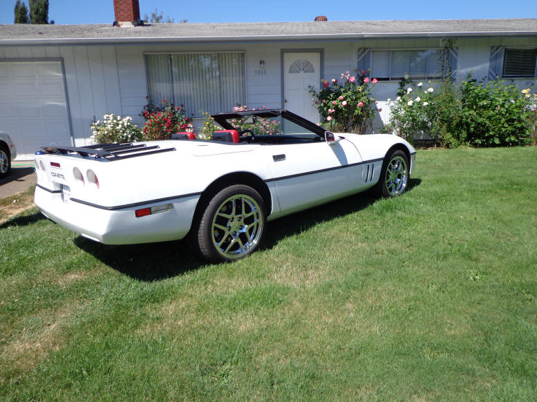 Corvettes For Sale In Oregon 2000 Corvette Coupe For Sale Oregon 2000 C5 Very Clean 1989