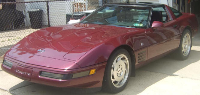 Used Corvettes For Sale Near Me >> Used Corvette for sale