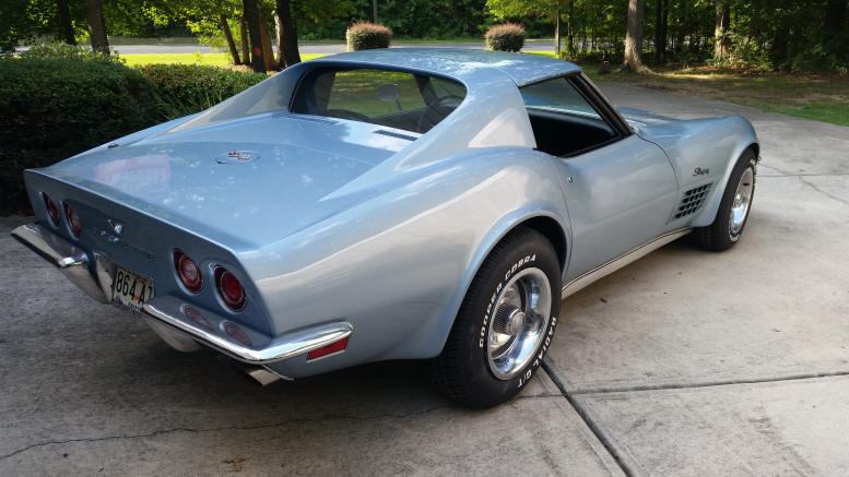 Old Car Trader Price  Corvette Sting Ray Coupe